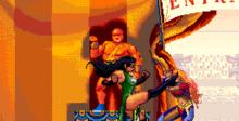Eternal Champions Sega CD Screenshot