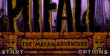Pitfall The Mayan Adventure Sega CD Screenshot