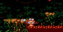 Radical Rex Sega CD Screenshot