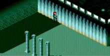 Syndicate Sega CD Screenshot