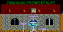 Captain Silver Sega Master System Screenshot