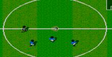 Champions of Europe Sega Master System Screenshot