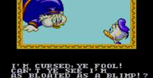 Deep Duck Trouble Starring Donald Duck Sega Master System Screenshot