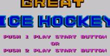 Great Ice Hockey Sega Master System Screenshot