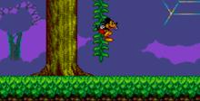 Land of Illusion Starring Mickey Mouse Sega Master System Screenshot
