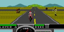 Road Rash Sega Master System Screenshot