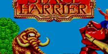 Space Harrier Sega Master System Screenshot