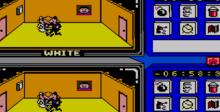 Spy vs. Spy Sega Master System Screenshot