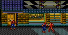 Streets of Rage 2 Sega Master System Screenshot