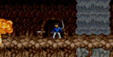 3 Ninjas Kick Back SNES Screenshot