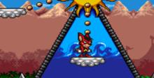 Aero the Acro-Bat SNES Screenshot