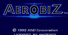 Aerobiz SNES Screenshot