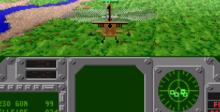 Air Cavalry SNES Screenshot