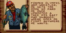 Bass Masters Classic SNES Screenshot