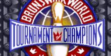 Brunswick World: Tournament of Champions SNES Screenshot