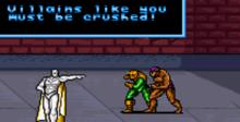 Captain America and the Avengers SNES Screenshot