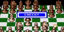The Chessmaster SNES Screenshot