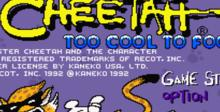 Chester Cheetah: Too Cool to Fool SNES Screenshot