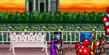 The Combatribes SNES Screenshot