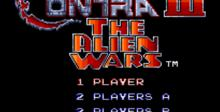 Contra III: The Alien Wars SNES Screenshot