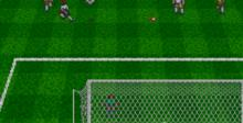 Eric Cantona Football Challenge SNES Screenshot