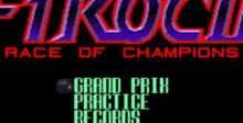 F1 ROC II: Race Of Champions SNES Screenshot