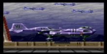 Firepower 2000 SNES Screenshot