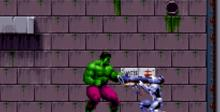 The Incredible Hulk SNES Screenshot
