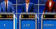 Jeopardy! Deluxe Edition SNES Screenshot