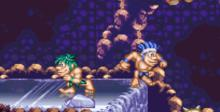 Joe & Mac 2: Lost in the Tropics SNES Screenshot