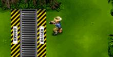 Jurassic Park SNES Screenshot