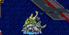 King of the Monsters SNES Screenshot