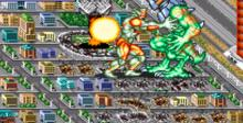 King of the Monsters 2 SNES Screenshot