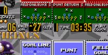 Madden NFL '95 SNES Screenshot