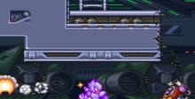 Mega Man X3 SNES Screenshot