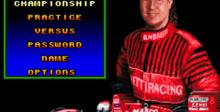 Michael Andretti's Indy Car Challenge SNES Screenshot