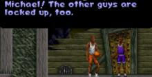 Michael Jordan in Chaos in the Windy City SNES Screenshot