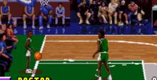 NBA Jam Tournament Edition SNES Screenshot