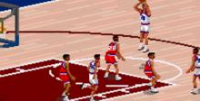 NBA Live '95 SNES Screenshot