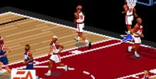 NBA Live '98 SNES Screenshot