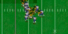 NCAA Football SNES Screenshot