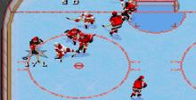 NHL '96 SNES Screenshot