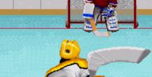 NHL Stanley Cup SNES Screenshot