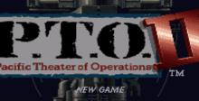 P.T.O.: Pacific Theater of Operations II SNES Screenshot