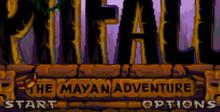 Pitfall: The Mayan Adventure SNES Screenshot