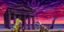 Primal Rage SNES Screenshot