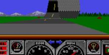 Race Drivin' SNES Screenshot