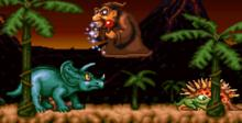Radical Rex SNES Screenshot