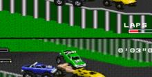 RPM Racing SNES Screenshot