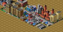 SimCity 2000 SNES Screenshot